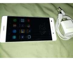 P8 Lite Y Audífonos Bluetooth X Uno Mejo