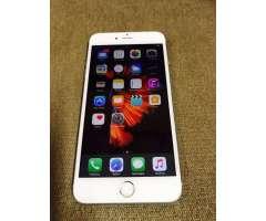Vendo iPhone 6Splus Liberado