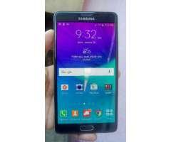 Vendo O Cambio Samsung Not 4