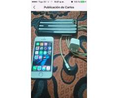 Cambio 5S Liberado por iPhone 6