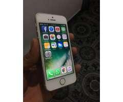 iPhone 5S 16Gb Tigo con Detalle  de Camr