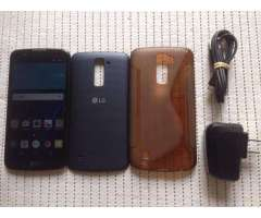 LG K10 LTE estado 9.8 de 10 LIBERADO