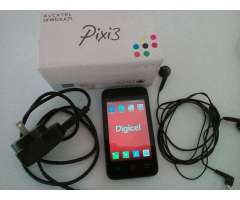Vendo Alcatel Pixi 3 3.5