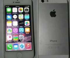 Vendo iphone 5, liberado por rsim, original de Sprint, libre de cuentas, perfectas condiciones
