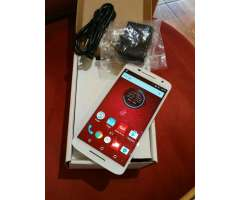 Motorola Droid Maxx 2 Blanco Semi Nuevo