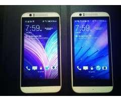 Vendo o Cambio estos 2 celulares htc desire 510 CDMA 4G