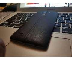 LG G4 version cuero 32gb y 3gb de Ram, Liberado esta sin detalles