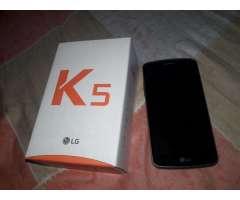 Lg K5 Nuevo