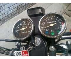 Vendo Moto Freedom Fire 125cc Color Negr