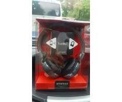 Audifono Sony con Bluetooth, Radio, Sd