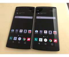 LG V10 Negros Nitidos