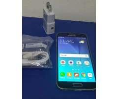 Samsung S6 Normal 8.5 de 10 Liberado