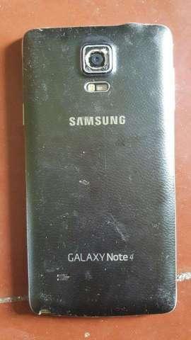 Vendo Samsung Note 4 Pare Partes