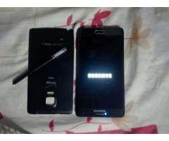 Vendo.o.cambio Samsung Note 4 Edge