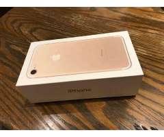 GANGA VENDO IPHONE 7 NUEVO DE 32GB COLOR GOLD ORO TIGO