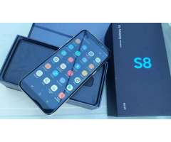 Vendo Samsung Galaxy S8 Nuevo en Caja