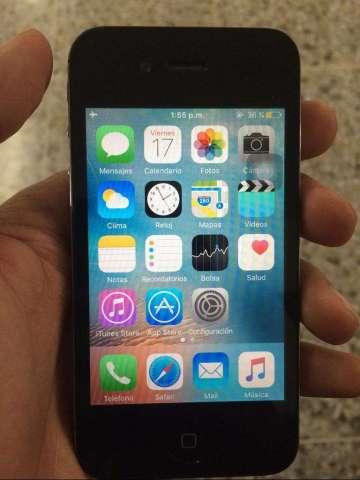 Vendo iPhone 4S Como iPod