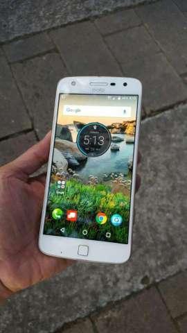 Motorola Z Play Droid White Impecable