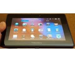 Vendo Tablet BlackBerry Playbook 32GB 4G LTE con slot chip para inter