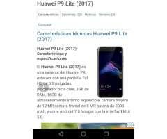 Cambio Solo Cambio Huawei P9 Lite 2017