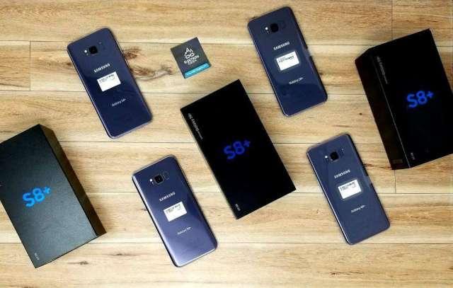 ELEKTRON GEEK Samsung Galaxy S8Plus COMO NUEVO