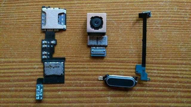 Cámara Y Repuestos de Samsung Note 4