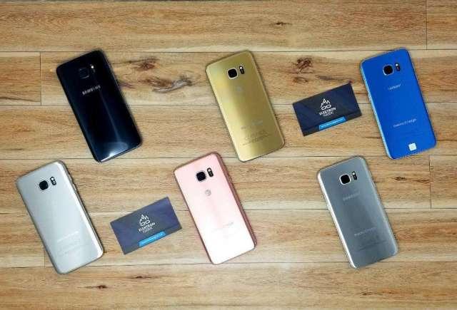 ELEKTRON GEEK Samsung Galaxy S7 Edge COMO NUEVO