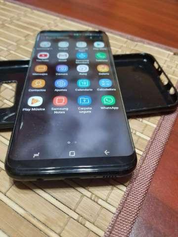Vendo Samsung S8 Plus de 64g