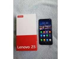 Vendo Lenovo Z5 estado 10 de 10 de 64gb y 6gb de ram LIBERADO