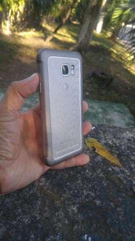 Vendo Samsung S7 Active Gold Liberado