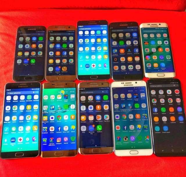 Note 8 Note 5 S8 Plus S7 Edge S6 S9 J7