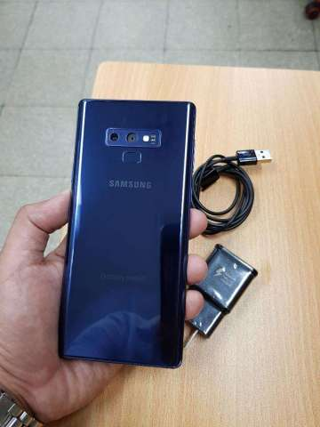 Samsung Galaxy Note 9 Blue 128 Gb Libre