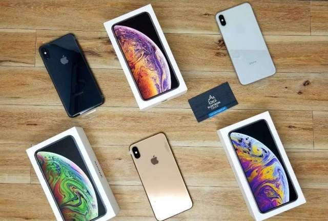 ELEKTRON GEEK NUEVO Apple iPhone XS MAX 256GB
