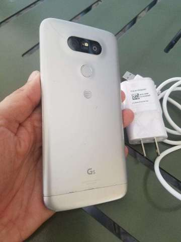 Bonito Lg G5 Silver 4 Gb Ram Lte