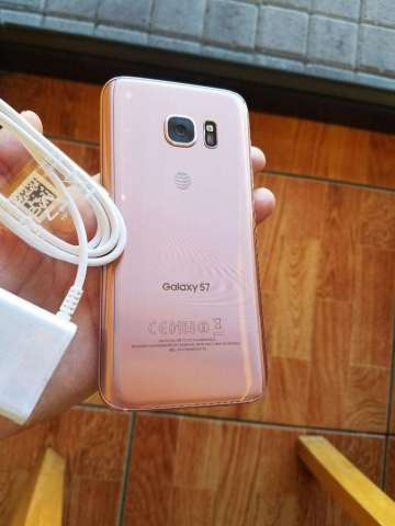 Samsung Galaxy S7 Rosado 32 Gb Liberado