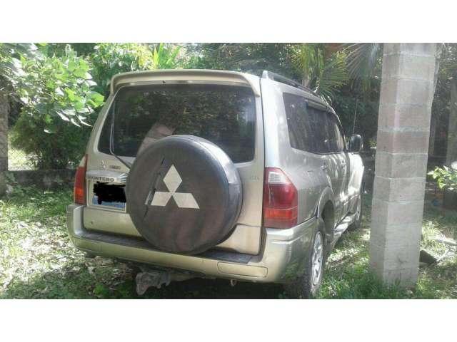 Vendo Mitsubishi Montero 2003 Full Extra