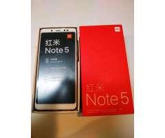 Xiaomi Note 5 Gold Dúos Como Nuevo Acept