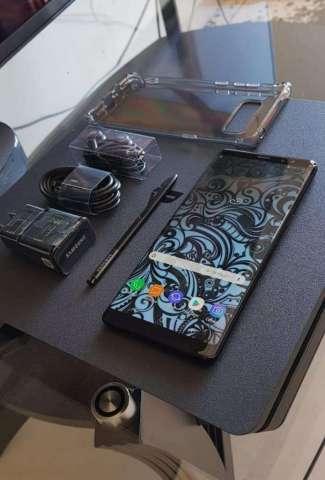 Vendo Nitida Samsung Note 8 Liberado
