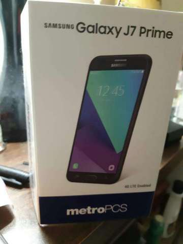 Vendo Samsung J7 Nuevo para Ya!!