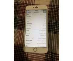 Cambio O Vendo iPhone 6S Plus, 16Gb