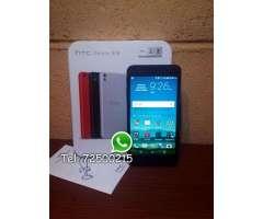 HTC Desire 816 Gran pantalla de 5.5pulgadas sonido stereo frontal fuerte nuev0s todos sus acces...