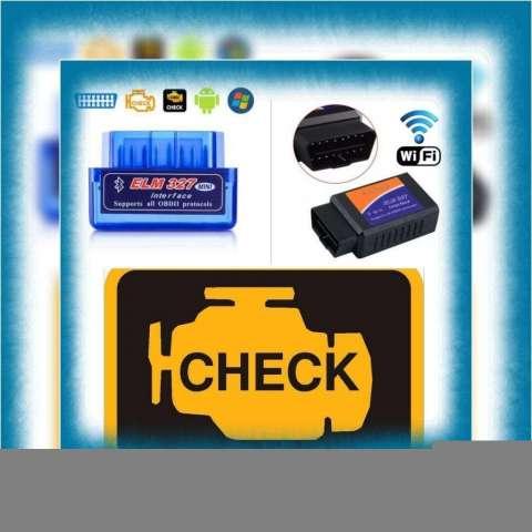 Escaner Obd2 Bluetooth Y Wifi