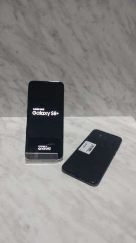 Galaxy S8 Plus en Caja