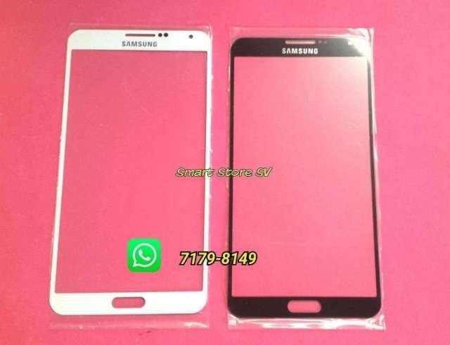 Últimas Unidades, Glass Nuevo y Original de Samsung Galaxy S4, Negro y Blanco