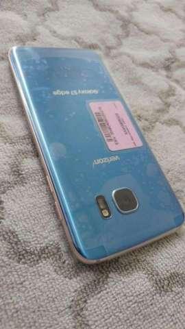 SAMSUNG GALAXY S7 EDGE GOLD, AZUL LIBERADOS:  (Omitir:  HTC, iPhone, LG, MOTOROL...