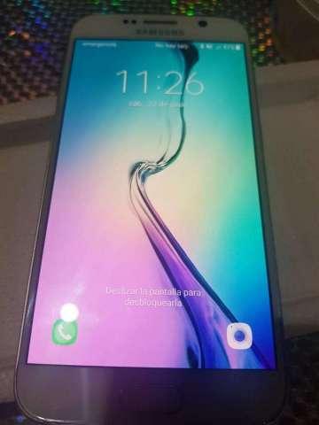 Samsung Galaxy S6 Flat de 64g