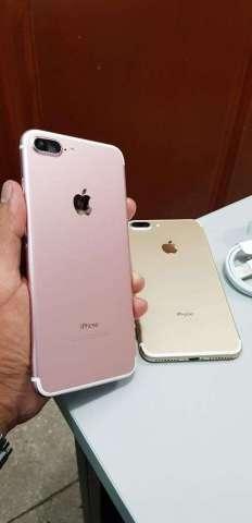 iPhone 7 Plus Gold Rose Y Gold Liberados