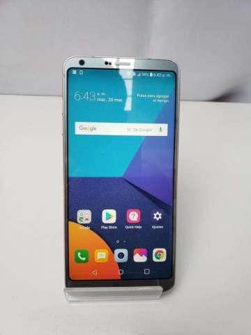Vendo LG G6 nitido 4G de ram 32 internos con cargador  liberado