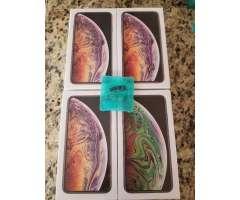 iPhone Xs Max de 64 Gb Nuevos Y Sellados