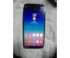 Vendo Samsung A6 2018 Detalle Glass